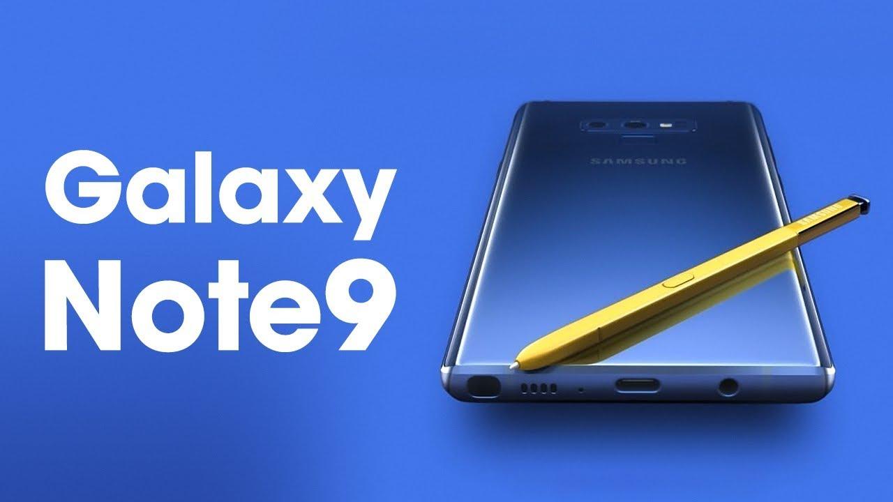 Samsung Galaxy Note 9 128GB Black Online at Jarir Bookstore