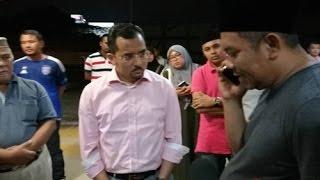 PM berbual dengan bapa Mohamad Thaqif
