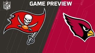 Buccaneers vs. Cardinals (Week 2 Preview) | Around the NFL Podcast