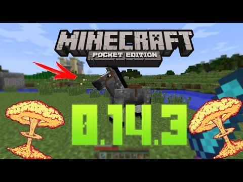 Сервера Minecraft PE 0.14.0 / 0.14.1 / 0.14.2 / 0.14.3 на ...