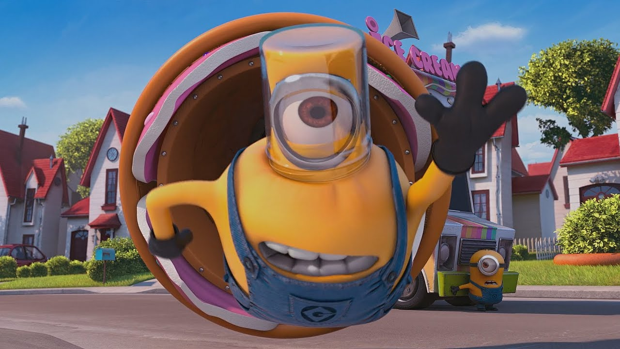 Download Despicable Me 2 - Minions get Captured