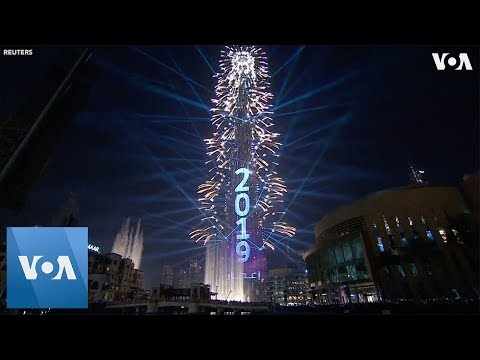 UAE and Thailand Ring in the New Year