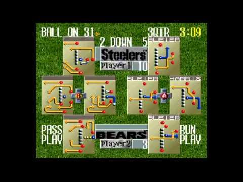 TLL 1979 Week 4 - Pittsburgh (3-0) @ Chicago (1-2)