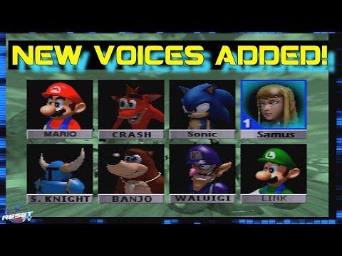 Mario Kart 64 - New Cast, Full Voiced!