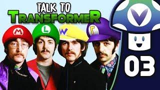 [Vinesauce] Vinny - Talk to Transformer #03