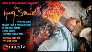 The Honey Straws ft Elliott Peck, Nathan Graham Live 9/3/20