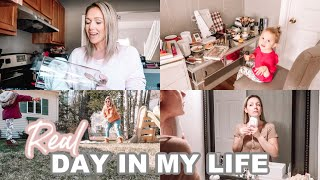 A REAL DAY IN THE LIFE OF A SINGLE MOM 2020| Tres Chic Mama