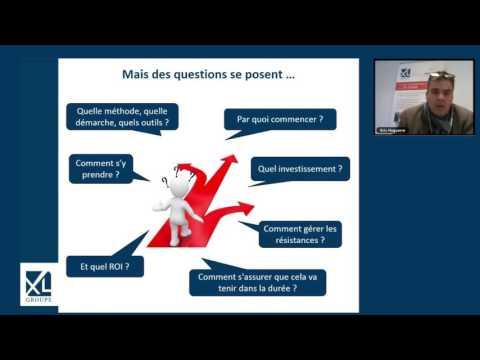 Webconference - Démarche Excellence Opérationnelle Groupe