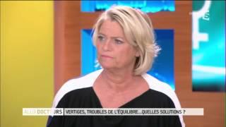 Maladie de Menière, Vertiges, troubles de l'équilibre - 2016