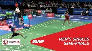 MS | LIN Dan (CHN) [1] vs Kwang Hee HEO (KOR) | BWF 2018