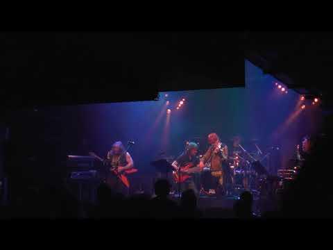 David Cross Band - Starless - Heerlen, Nieuwe Nor 18.5.2017