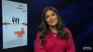Interview: Salma Hayek (2019)