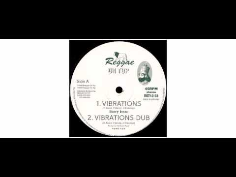 """Barry Issac / L. Moodie - Vibrations / Way's Of The Most I - 10"""" - Reggae On Top"""