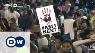 حالة الطوارئ  إثر أعمال عنف عقب مقتل رجل أسود في شارلوت الأمريكية | الأخبار