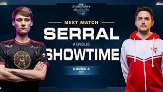 Serral vs ShoWTime ZvP - Round of 8 - WCS Winter Europe