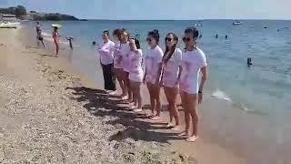 Heiratsantrag Sommer o1.o9.2o18 Greece (Alexandroupoli)