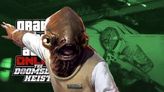 IT'S A DEATH TRAP - GTA 5 Doomsday Heist Gameplay Part 7