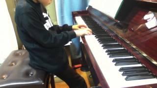 カワイ音楽教室のコンクール 練習中です。