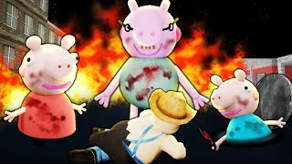 Roblox PIGGY the end...