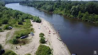 Спекотний серпень 21 року. Десна, Кладьківка, Золотий пляж