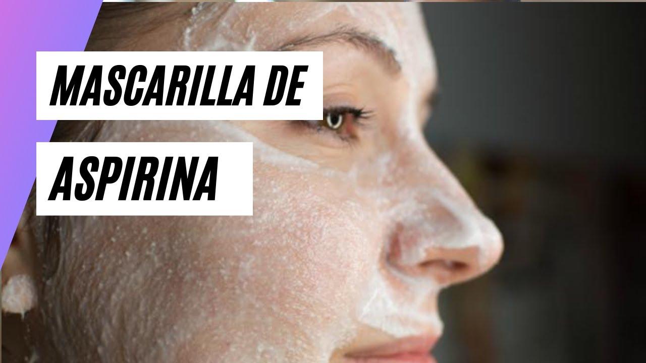 Aspirina, uno más de los remedios caseros para el acné