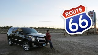Road Trip in USA - Din New York spre Los Angeles - Route 66 - 4K