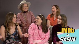 Olivia Wilde & 'Booksmart' Cast Choose Their Favorite On-Screen Friendships