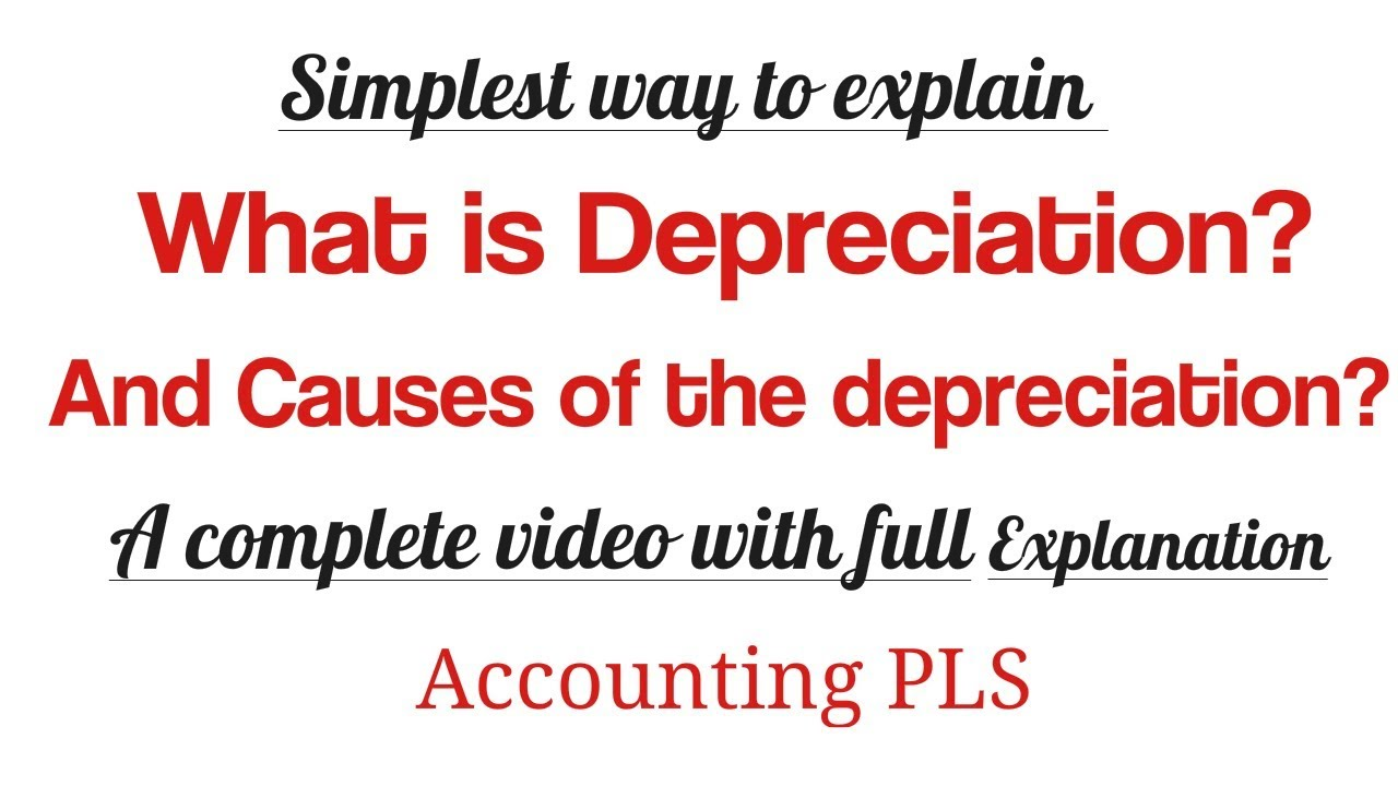 What is depreciation 53