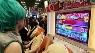 Japanese Arcade Games at Anime NYC 2018