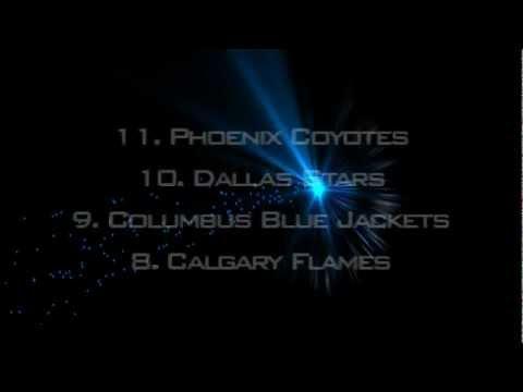 NHL 2011-2012 Regular Season Predictions