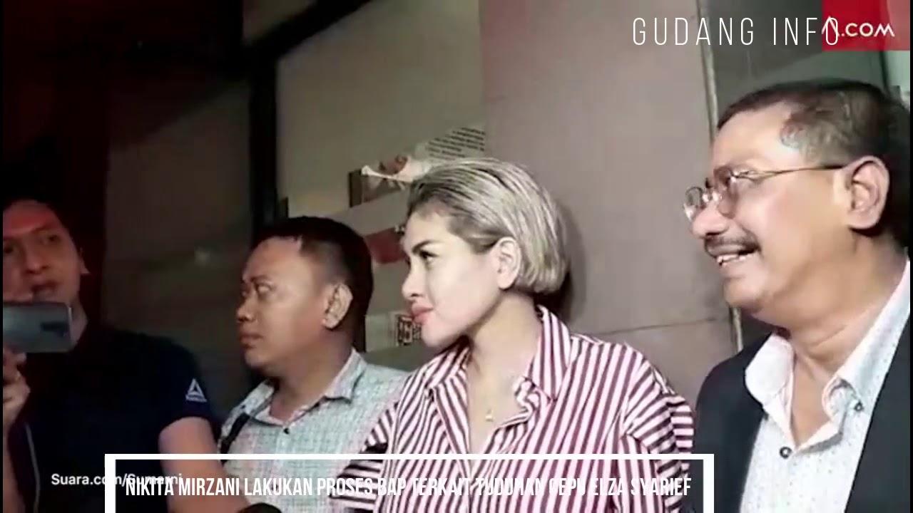 Nikita Mirzani Vs Elza Syarief Youtube