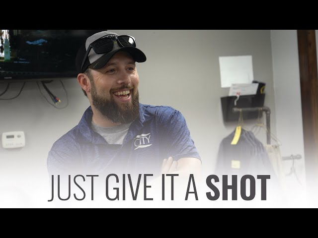 Just Give It A Shot | Route Service Representative Insight