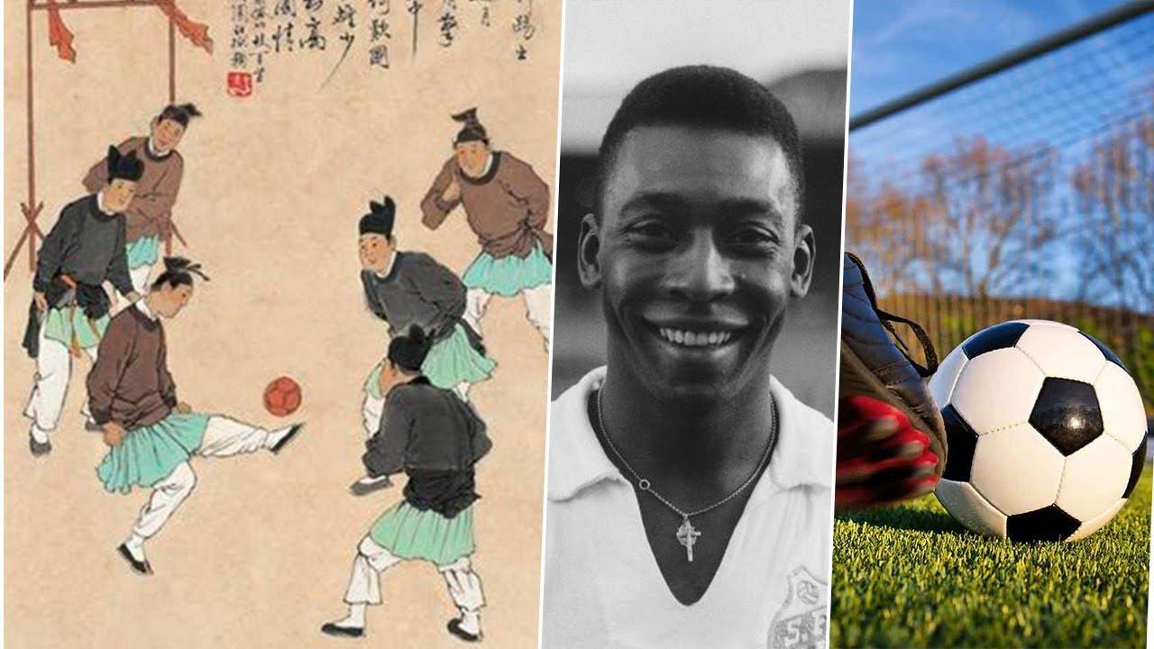 Lịch sử hình thành môn thể thao vua – BÓNG ĐÁ