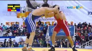 Чемпионат РК по вольной борьбе 2015. Мужчины финалы(61,70,86,125кг)(, 2015-05-05T19:45:34.000Z)