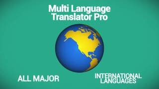 Best Language Translation App -Multi Language Translator Pro