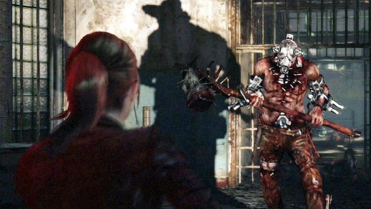 Girl Boss Wallpaper Hd Resident Evil Revelations 2 Gameplay Youtube