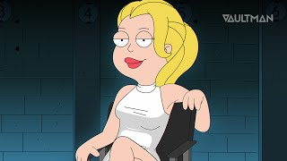 Basic Instinct - American Dad - 18+