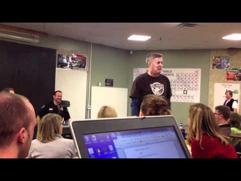 "Boulder Police Department runs ""Active Harmer Scenario"" at Fairview High School"
