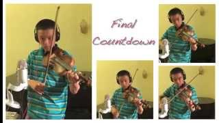 Final Countdown - Europe - Violin Cover