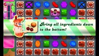 Candy Crush Saga Level 964 walkthrough (no boosters)