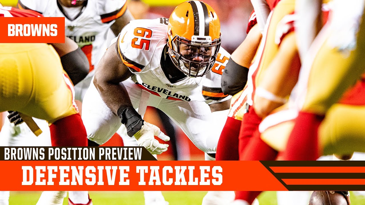 Ogunjobi, Richardson lead group of newcomers in defensive tackle room | Browns Position Preview