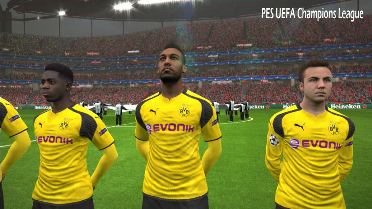 Borussia Dortmund In Champions League