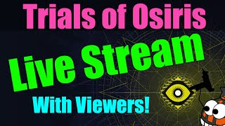 Destiny: 'Trials of Osiris' with viewers