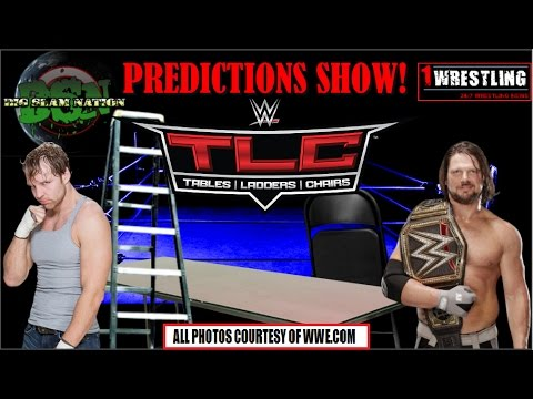 WWE TLC 2016 PREDICTIONS & PREVIEW SHOW: BIG SLAM NATION EPISODE 47