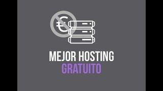hosting gratis para subir paginas web