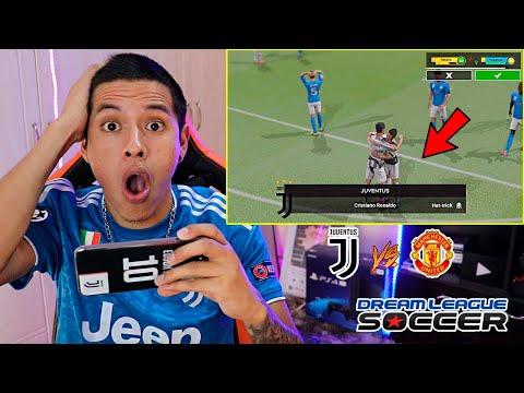 HAT-TRICK De CRISTIANO!!! + 2 Fichajes ÉPICOS 😱 Dream League Soccer 2020