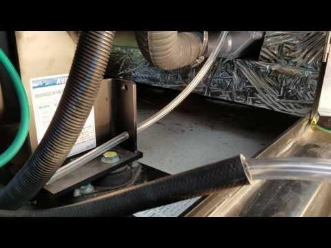 Oil Change on Briggs & Stratton Standby Generator