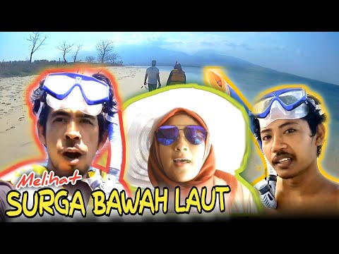 surga-bawah-laut-di-lombok-  -snorkling-gili-kondo