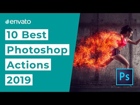 Top 10 Best Photoshop Actions [2019]
