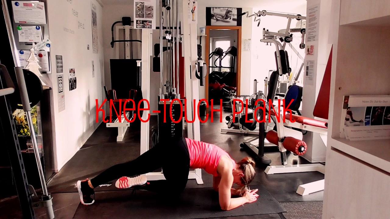Fitness Weihnachtskalender.Fett Attack Fitness Adventskalender Total Body Exercice23 Knee Touches